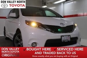 2017 Toyota Sienna SE Technology Package 8 Passenger