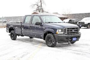 2003 Ford F-250|4DOOR|8FT BOX|GAS|Certified|2 Year W