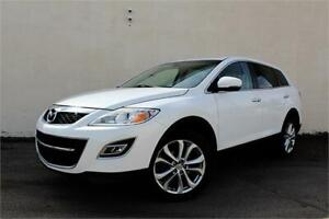 2011 MAZDA CX-9 GT | AWD | NAV | CERTIFIED | 3RD ROW SEATING