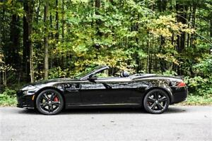 2013 Jaguar XK XKR -- CONVERTIBLE -- SUPERCHARGED