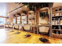 Hair Dressing and Barbering chairs in Prime Clapham High Street Location