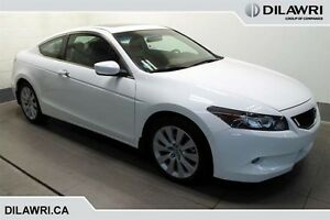 2010 Honda Accord Cpe EX-L V6 at