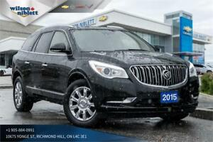 2015 Buick Enclave Premium | COOLED SEATS  REAR ENT | SUNROOF...
