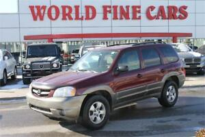 2003 Mazda Tribute - As Is