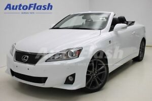 2013 Lexus IS250C F-Sport *Hard-Top-Convertible *Navigation/Came