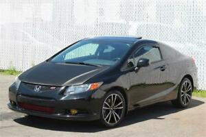 Honda Civic Cpe 2dr Man Si 2012