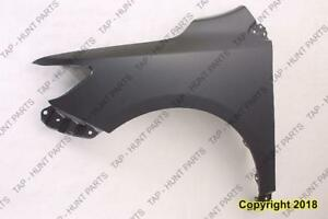 Fender Front Driver Side Toyota Corolla 2009-2013