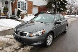 2009 Honda Accord Sedan EX,EQUIPED,SUNROOF,ALLOY WHEES.