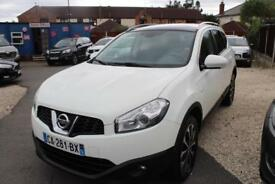 LHD 2012 Nissan Qashqai +2 1.6 DCI 5 Door FRENCH REGISTERED