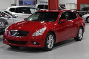 Infiniti G37 LUXURY 4D Sedan AWD 2012