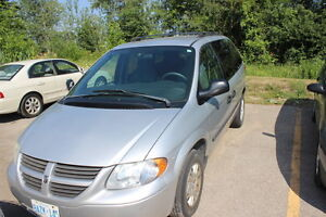 Recently Traded 2005 Dodge Caravan SE