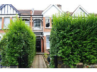 Fantastic four bedroom house on a lovely quiet road in Crouch End.