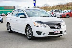 2014 Nissan Sentra SR! SUNROOF! NAV! BACK UP CAM!