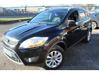 LHD 2012 Ford Kuga 2.0TDCI 140BHP 2WD 5 Door French Registered
