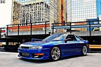 Nissan 180sx rolling chassis