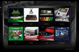Retro Game System - 4000+ Games - Atari, NES, SNES, Sega,