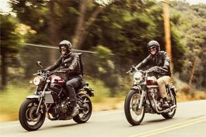 """2018 YAMAHA LAVAL : XSR 700ABS, XSR 700, """"authentic sports"""""""