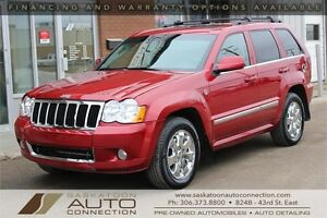 2009 Jeep Grand Cherokee LIMITED 4x4 ** HEMI ** NAV ** LOW KM **