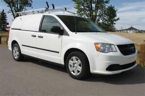 2012 Ram Cargo Van Mint Easy Financing & Self Employed Leasing