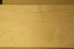 Recycled Solid Maple Plank
