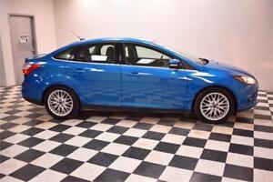 2014 Ford Focus Titanium-LEATHER*HEATED SEATS*SUNROOF