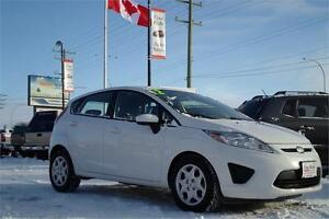 2012 Ford Fiesta FWD **ONLY 75,000Kms**