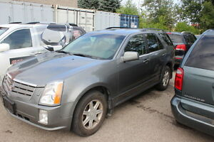 Priced To Clear! 2004 Cadillac SRX