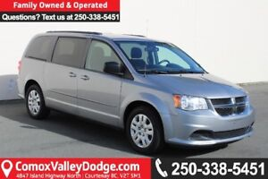 2016 Dodge Grand Caravan SE/SXT BLUETOOTH, KEYLESS ENTRY, CRU...