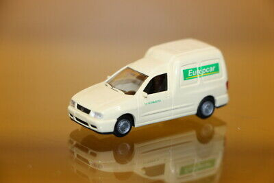Rietze 30864  VW Caddy Europcar