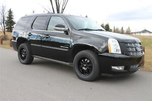 2013 Cadillac Escalade Luxury Two Sets Wheels