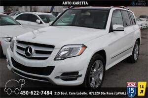 2014 MERCEDES-BENZ GLK250 BLUETEC/DIESEL AWD TOIT PANORAMIC