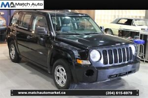 *Safetied* 2008 Jeep Patriot Sport *4WD* *ONLY $229 MONTHLY!*