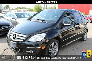 2011 MERCEDES-BENZ B200 TURBO TOIT PANORAMIQUE, BLUETOOTH, MAGS