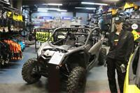 VERY NICE MAVERICK X3, XDS TURBO R, PLATNINUM SATIN WITH 172HP Peterborough Peterborough Area Preview