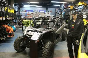 VERY NICE MAVERICK X3, XDS TURBO R, PLATNINUM SATIN WITH 172HP