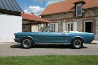 Recherche Ford Mustang 1965 à 1968
