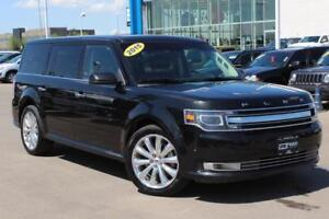 2015 Ford Flex Limited AWD (CALL TORRE 780-242-5012)