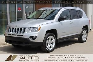 2013 Jeep Compass North 4x4 ** NEW TIRES **
