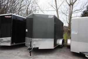 2018 Bravo 7X14 Enclosed Cargo Trailer MASSIVE BLOW OUT SALE