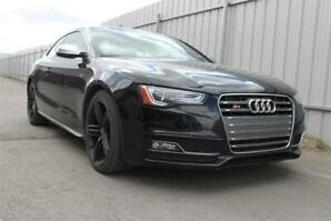 2013 Audi S5 3.0 Supercharged Mint Condition * Financing-Trades