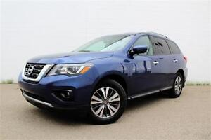 2017 NISSAN PATHFINDER SL   AWD   CERTIFIED   LOADED   ONLY $219