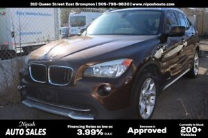 2012 BMW X1 Push Button Start THIS VEHICLE IS BEING (SOLD AS IS)