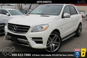 2012 Mercedes-Benz Classe-M ML350 BT/NAVI/CAMERA/PANORAMIC/