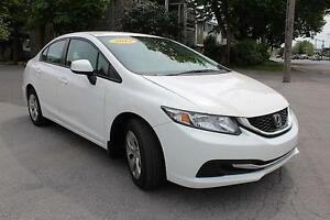 2013 Honda Civic Sdn LX,AUTOMATIC,MINT CONDITION,PERFECT