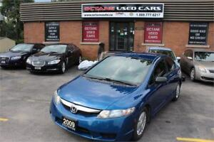2011 Honda Civic Sdn DX-G    **ONE OWNER**