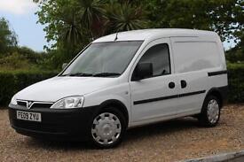 2009 Vauxhall Combo VAN 1.3CDTi 16v 2000 ***58129 Mile*** Ex Utility Van