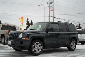 2008 Jeep Patriot Sport 4WD North Edition **ONLY 77,000kms!**