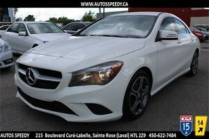 2015 MERCEDES-BENZ CLA 250 4MATIC/AWD NAVIGATION,BLUETOOTH,CUIR