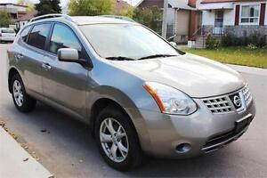 2010 Nissan Rogue SL Automatic FINANCE 100% APPROVED WARRANTY