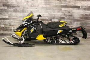 2017 Ski-Doo MXZ Blizzard ROTAX 800R E-TEC Ice Ripper XT 1.25 RE